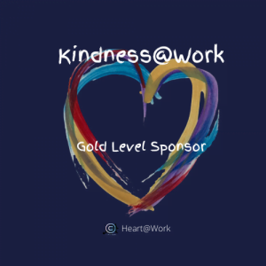 Kindness@Work Business Conference Gold Level Sponsor
