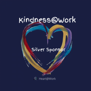 Kindness@Work Business Conference Silver Sponsor Logo