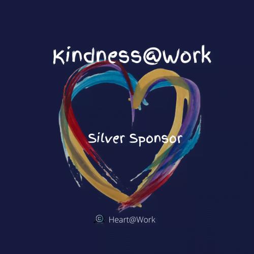 Kindness@Work Business Conference Silver Sponsor Logo