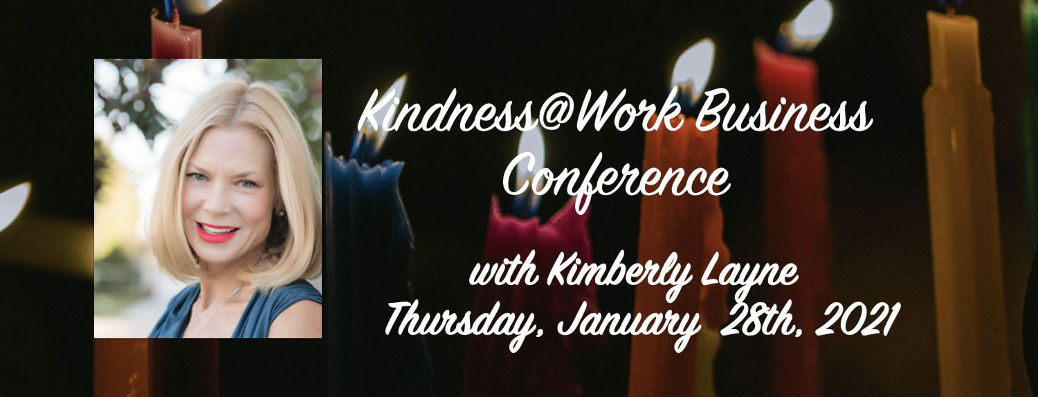 Kimberly Layne Kindness Business Conference 2021